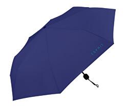 Mini Basic Deep Ultramarine összecsukható mechanikus esernyő