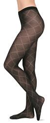 Dámské elastické punčochové kalhoty
