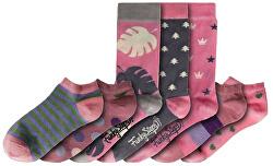 7 PACK - dámske ponožky