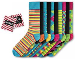 10 PACK - pánske ponožky