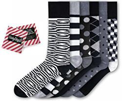 6 PACK - pánske ponožky