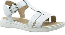 Dámske sandále D Sandal Hiver White
