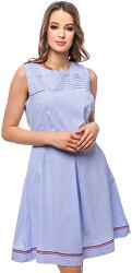 Dámske šaty Vonbi light blue