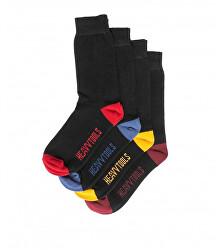 4 PACK - ponožky Bello