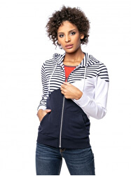 Dámska mikina Shaba striped