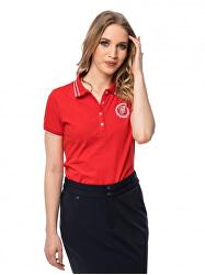 Tricou pentru femei Dimitra red