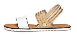 Dámské sandály Uljleta gold