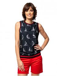 Tricou pentru femei Boroka navy