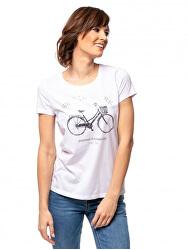 Tricou pentru femei Marion white