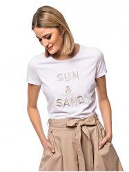 Tricou pentru femei Martella white