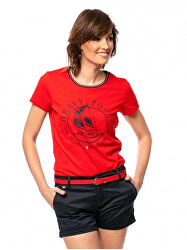 Tricou pentru femei Medira red