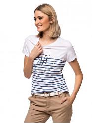 Tricou pentru femei Melzida azure