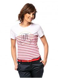 Tricou pentru femei Melzida red