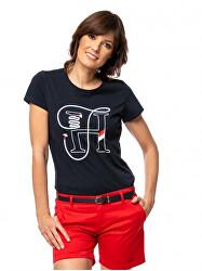 Tricou pentru femei Methla navy