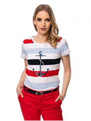 Tricou pentru femei Mirian white
