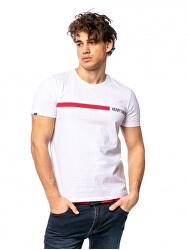 Pánské triko Mabren white