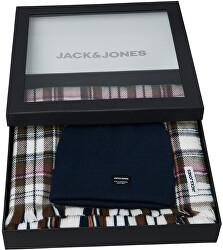 Kit pentru bărbați - căciulă și fular JACFROST