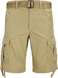Pantaloni scurți de bărbați JJICHARLIE JJCARGO SHORTS AKM 803 Kelp