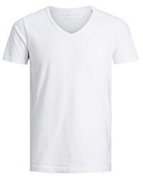 Pánské triko JJEBASIC V-NECK TEE