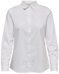 Cămașă pentru femei Mio L / S Shirt Wvn Noos White
