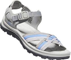 Dámske sandále TERRADORA II STRAPPY OPEN TOE WOMEN grey / hydrangea