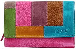 Dámska kožená peňaženka LG-11/D Fuchū/Multi