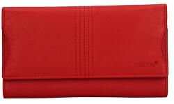 Dámska kožená peňaženka blc/4735 Red