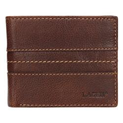 Pánská černá kožená peněženka