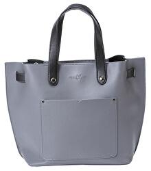 Dámska kabelka Alma 4 Dark Grey, Black