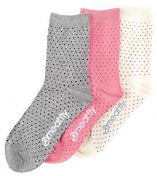 3 PACK - zokni Rainy