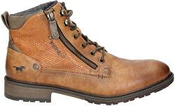 Pánské kotníkové boty kastanie