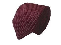 Pletená kravata