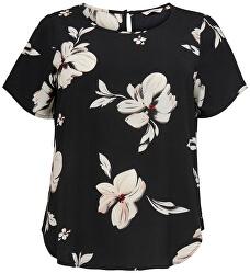 Bluză de damă CARVICA 15218353Black FLORENCE FLOWER