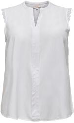 Bluză pentru femei CARMUMI 15187018 Alb-3