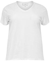 Tricou pentru femei CARBONNIE LIFE 15225553 Bright alb