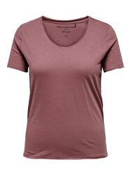 Tricou pentru femei CARBONNIE LIFE 15225553 Rose