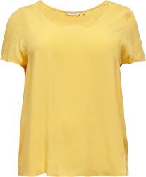 Tricou pentru femei Loose FitCARFIRSTLY LIFE 15226657Corn silk