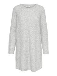 ONLCAROL női ruha 15196724 Light grey Melange