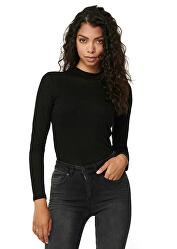 Női póló ONLDIANA 15180844 Black