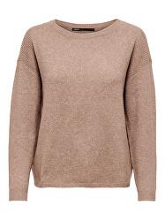 Dámsky sveter ONLPRIME 15206674 Brown ie