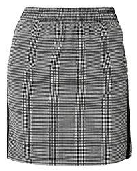 Dámská sukně Black Check
