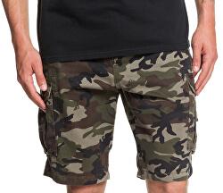 Pantaloni scurți pentru bărbați Crucial Short Camo Print Crucial BattleEQYWS03456 -GPB6