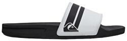 Șlapi pentru bărbați Rivi Slide White/Black/White
