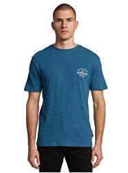 Pánske tričko Energy Project Ss Majolica Blue Heather