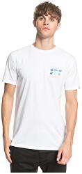 Pánske tričko Slow Burn Ss White