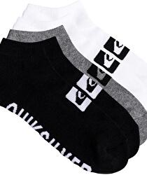 5 PACK - pánske ponožky EQYAA03670 -AST