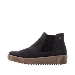 Dámske členkové topánky Chelsea