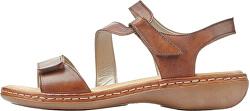 Dámske kožené sandále