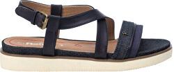 Dámske sandále Navy Pu Ladies Sandals