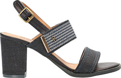 Dámske sandále Navy Textile Ladies Sandals